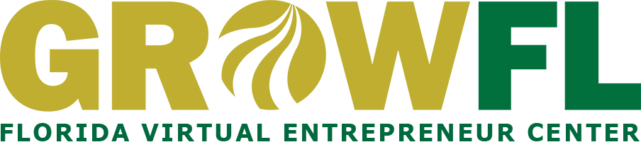 White FLVEC Logo